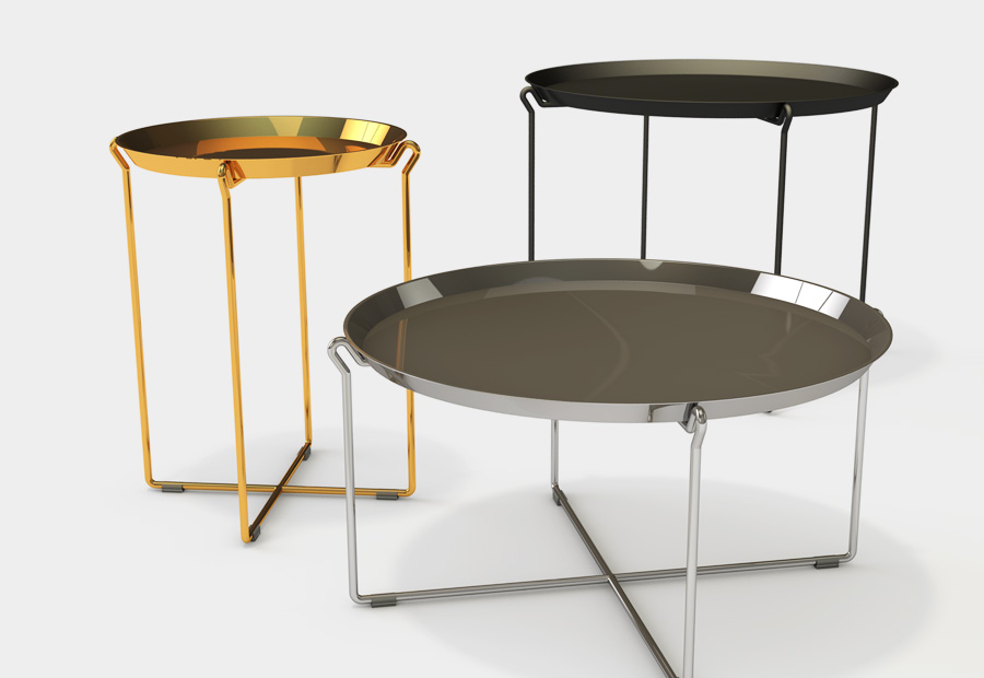 Tric Tablett Tisch Varianten